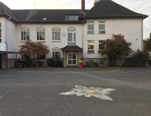 Umgestaltung der Außenanlagen der St. Mauritius Grundschule