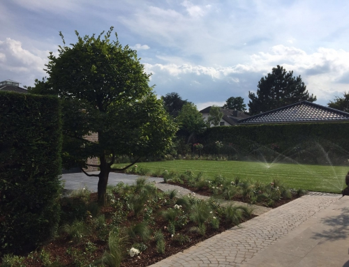 Hausgarten Meerbusch – Familie B