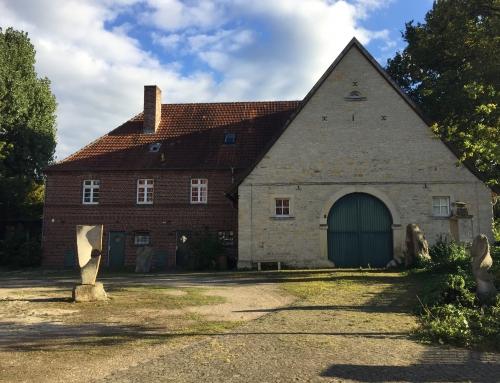 Wettbewerb Sandsteinmuseum in Havixbeck