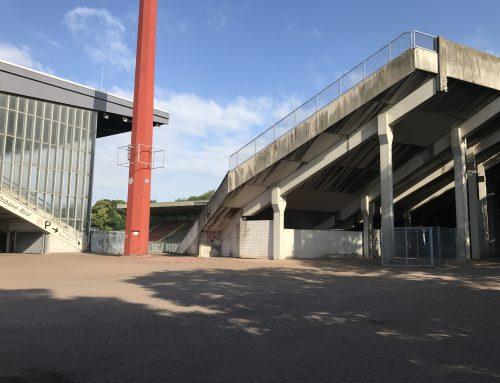 Grotenburg-Stadion in Krefeld