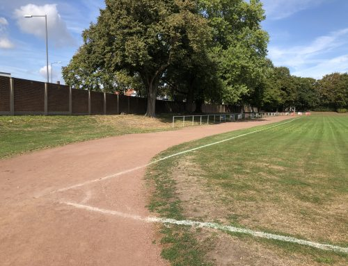 Bestandsaufnahme von Sportanlagen in Krefeld