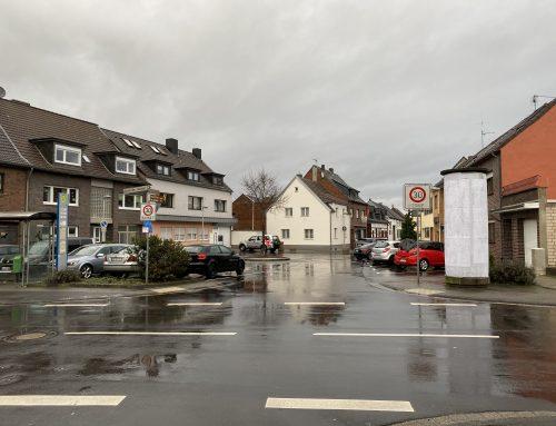 Kunibertusplatz in Erftstadt-Gymnich